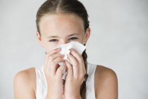 soluzione per allergia